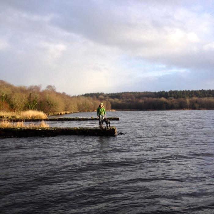 A moment in Northern Ireland near Kesh