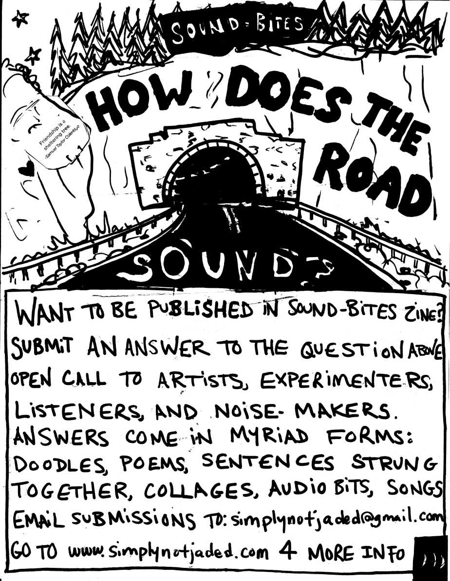 sound-bites b&w